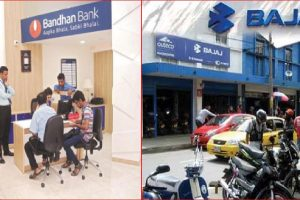 Bandhan Bank and Bajaj Auto