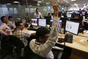 Benchmark Indices Nifty and Stock Trader