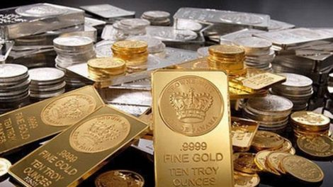 Bullion Gold and Silver