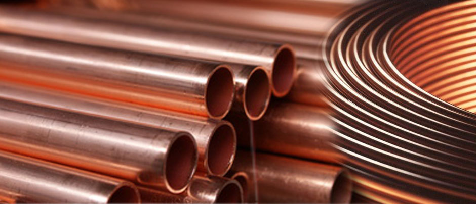 Copper and Nickel