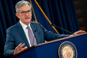 Fed Chairman Jerome Powell Speech affected MCX Commodities