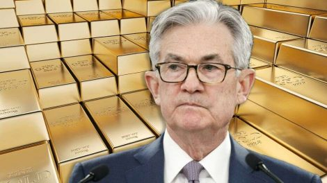Fed speech and Gold