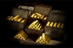 Gold bars Indian Market View