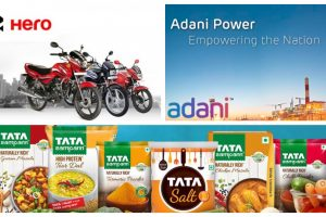 Hero Motocorp, Adani Power and Tata Consumer