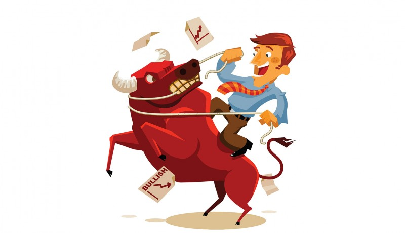 Index Nifty and Bank Nifty Bull run