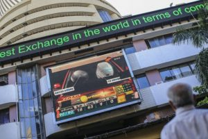 Indian Equity Market BSE Building Dalal Street