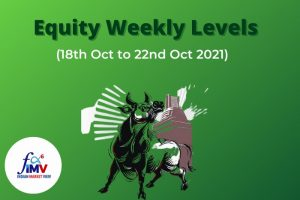 Indian Stock Market Weekly Levels 18th Oct 2021