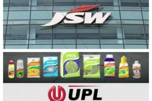 JSW Steel and UPL