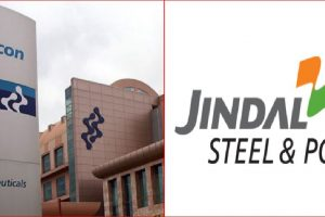 Jindal Steel and Biocon