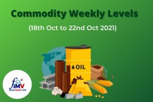 Base metals and other MCX Commodities Weekly news and levels
