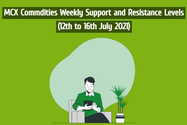MCX Commodities weekly overview