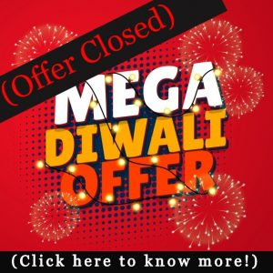 Mega Diwali Offer Closed