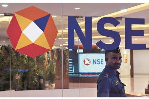 Stock Market NSE's Building