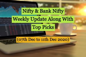Nifty & Bank Nifty Weekly Update 07 to 11 Dec 2020