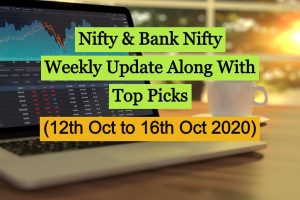 Nifty & Bank Nifty Weekly Update 12th to 16th Oct 2020