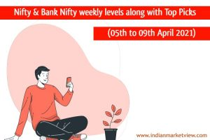 Nifty & Bank Nifty levels 05 to 09 April 2021