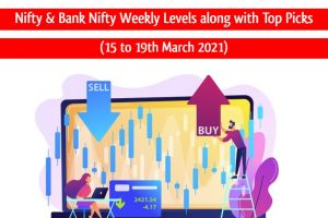 Nifty & Bank Nifty weekly levels along with Top Pick