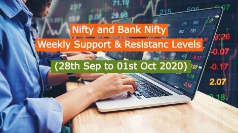 Nifty & Bank Nifty weekly update