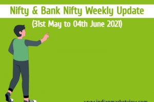 Nifty and Stock Market Weekly Update 2021