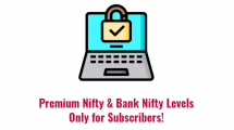 Premium Nifty & Bank Nifty Levels