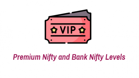 Premium Nifty and Bank Nifty Levels