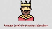 Premium Update on Nifty