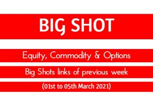 Previous week Big Shot Links