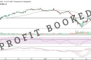 Reliance Industries Profit Booked