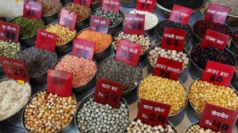 Soybean and other agri commodities