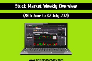 Stock Market Weekly Overview