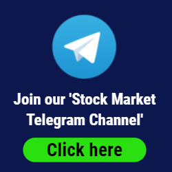 Stock market telegram channel
