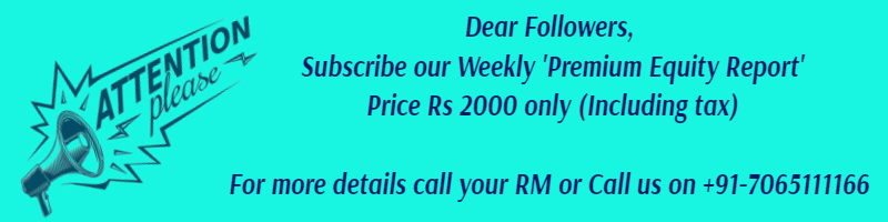 Subscribe Weekly Premium Nifty Report
