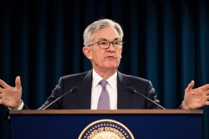 US Fed Chairman Powell