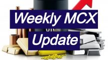 Weekly MCX Commodities Update