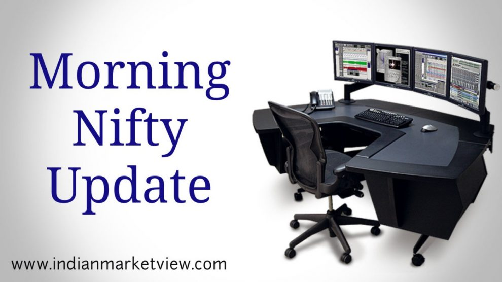 Today's Nifty update